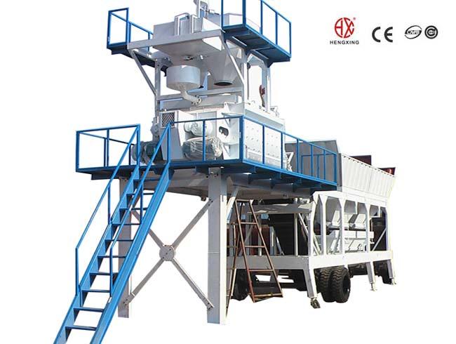 混凝土搅拌站设备传动系统检查规定有哪些