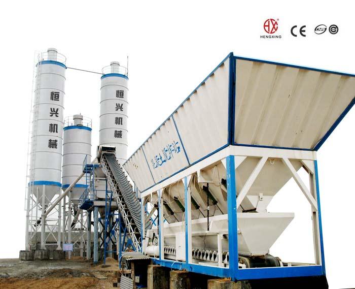 混凝土搅拌站设备电气体系的性能
