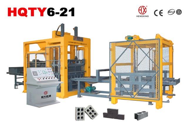 免烧砖机使用自动校正的自动上板机可减少人力提高效率